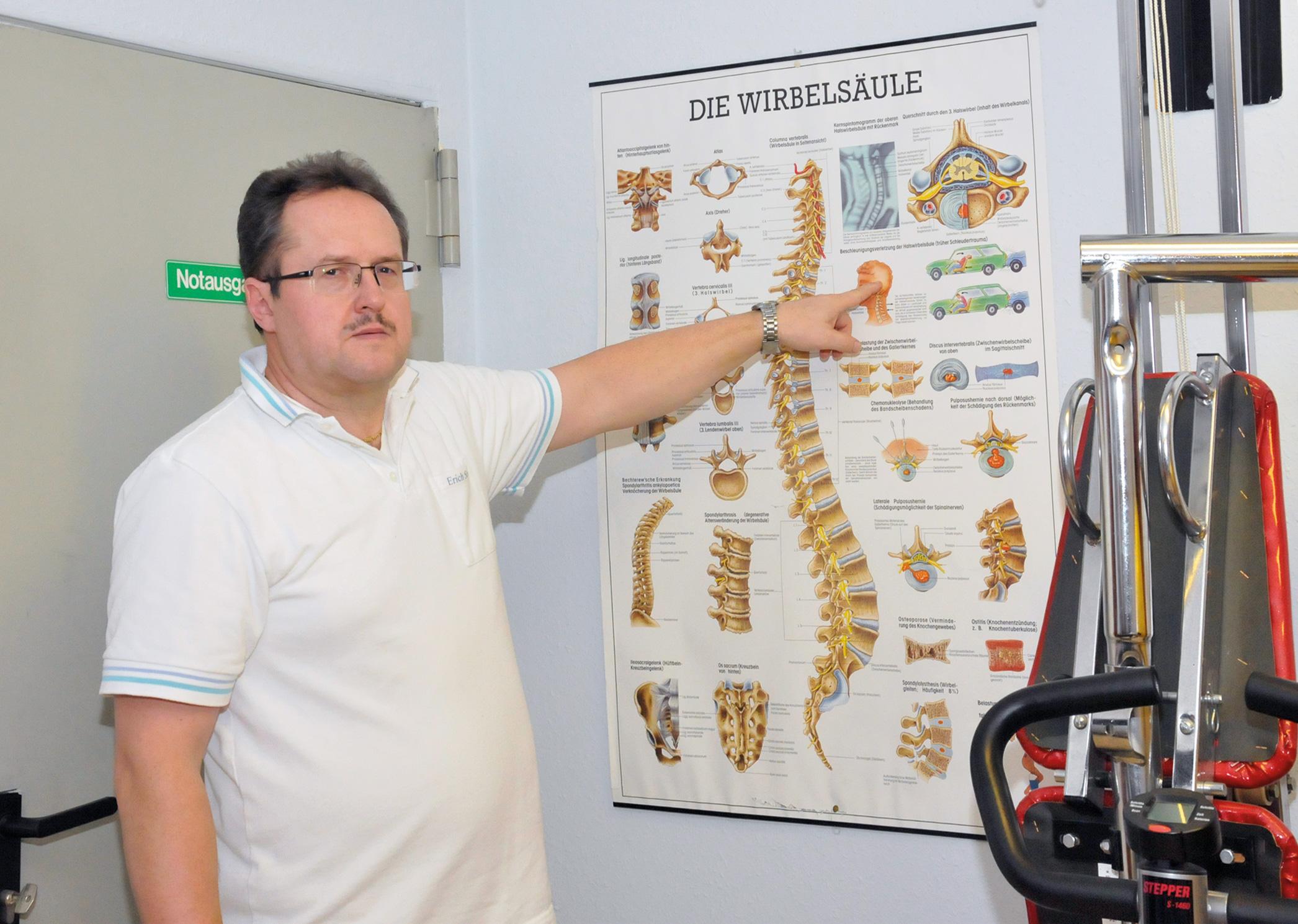 Göggingen:  30 Jahre im Dienst für die Patienten Physiotherapie- und Massagepraxis Sailer feiert Jubiläum