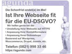 Webdesign Agentur Augsburg