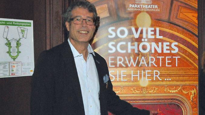 Geschäftsführer Stefan Weippert freut sich auf viele Besucher